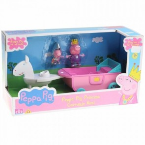 Peppa Pig Carruaje Real