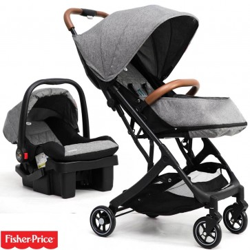 Coche Travel System Confort Fisher Price