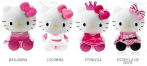 Hello Kitty De Coleccion