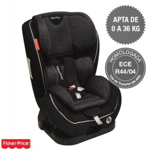 Butaca Fisher Price Cronox Negro